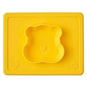Caea bear silicone baby bowl